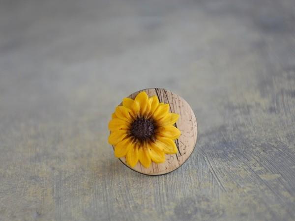 Prstan Sončnica