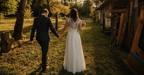 O tem, zakaj najina poroka ni bila DIY