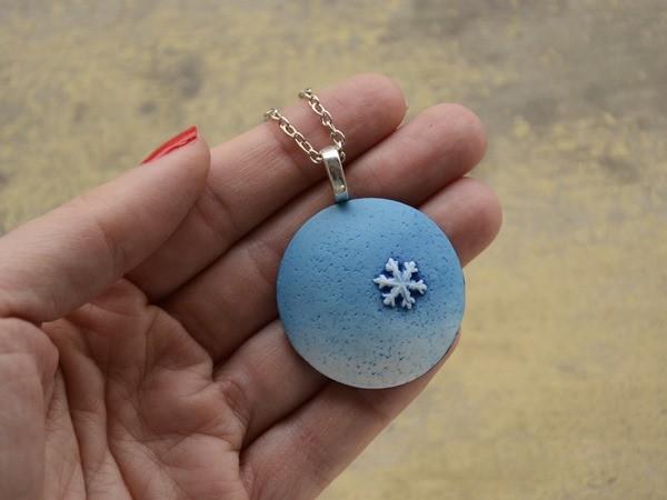 Medaljon na ogrlici Arktika