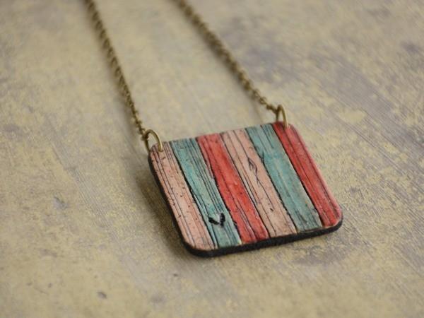 Medaljon Havana red