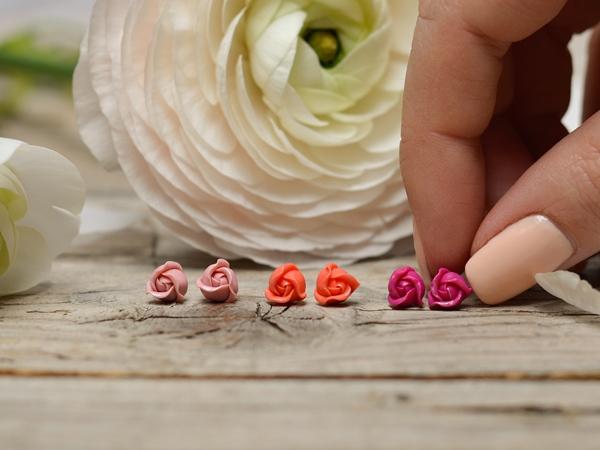 Mali uhani Vrtnični popki