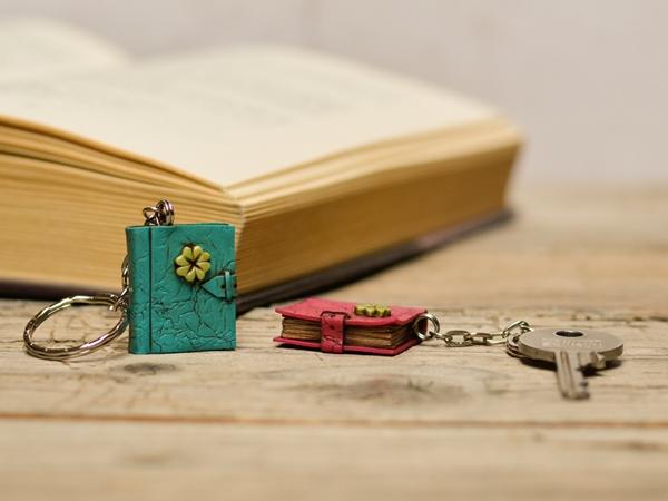 Obesek za ključe - Knjiga Pravljica