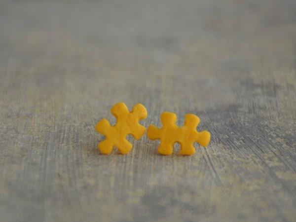 Mali uhani Puzzle