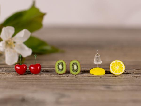 Set uhančkov - Vitamin C