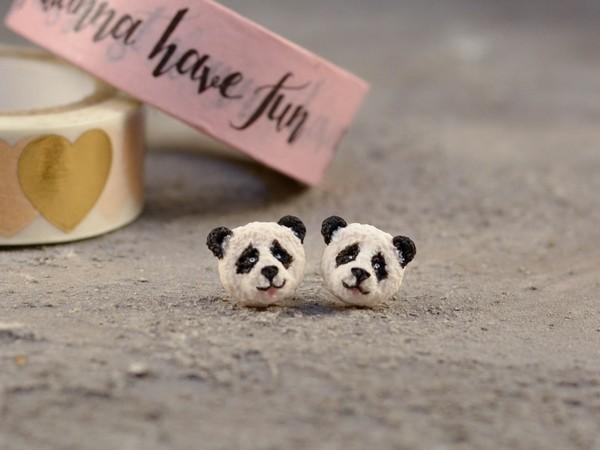 Pande - mali uhani